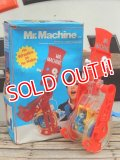 ct-150617-08 IDEAL / 80's Mr.Machine Toy