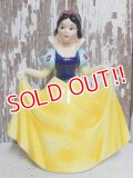 ct-150623-06 Snow White / 70's Ceramic Figure