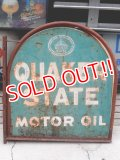 dp-150701-01 Quaker State / 40's Metal Sign