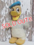 ct-150715-31 Donald Duck / Gund 40's-50's Doll