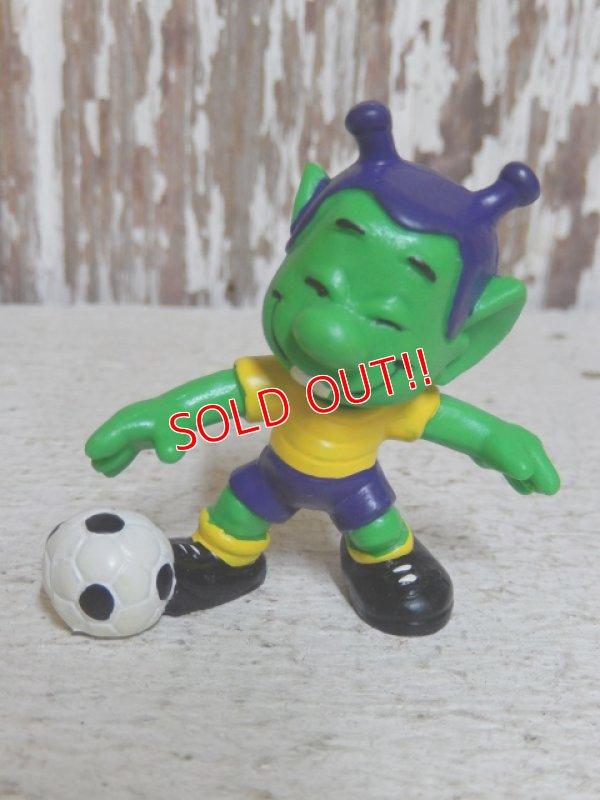 """画像1: ct-150715-01 Astrosniks / 80's PVC """"Soccer"""""""