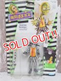 "ct-150715-39 Beetlejuice / Kenner 80's Action Figure ""Showtime Beetlejuice"""