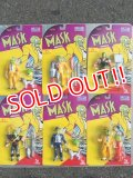 ct-150715-44 The MASK / TOY ISLAND 90's Action Figure Set