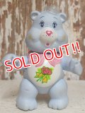 "ct-150811-31 Care Bears / Kenner 80's PVC ""Grams Bear"""