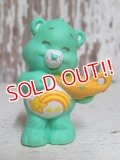"ct-150811-31 Care Bears / Kenner 80's PVC ""Wish Bear"""