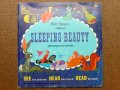 ct-150818-29 Sleeping Beauty / 60's Record and  Book