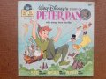 ct-150818-29 Peter Pan / 60's Record and Book