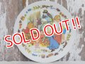 ct-150901-17 Winnie the Pooh / 70's Plastic Plate