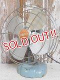ct-150902-16 ZERO / 50's Metal Fan