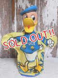ct-150908-18 Donald Duck / Gund 50's Hand Puppet