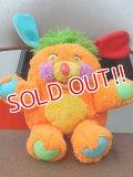 ct-150915-24 Popples / 80's Puzzle Popple Plush Doll