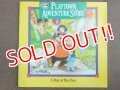 """ct-150901-08 A&W / 90's Picture Book """"A Day at the Zoo"""""""