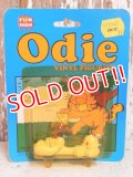 ct-150922-54 Garfield / 80's PVC Odie (B)
