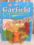 "ct-150922-54 Garfield / 80's PVC ""with Pooky"""