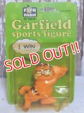 "ct-150922-54 Garfield / 80's PVC ""Golf"""