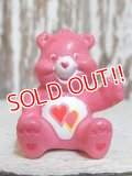 "ct-150811-31 Care Bears / PVC ""Love a Lot Bear"""