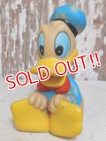 ct-151014-29 Donald Duck / 80's Soft Vinyl Figure