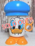 ct-151021-09 Donald Duck / 70's Plastic Mug