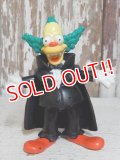 ct-151008-16 Krusty the Clown / Burger King 2001 Spooky Light-Ups Meal Toy