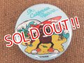 ct-151027-11 California Raisins / 80's Pinback (I)