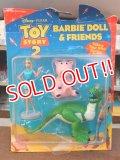 ct-151014-30 TOY STORY 2 / Mattel 90's Barbie Doll & Friends