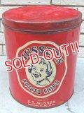 ct-151104-13 Musser's / Vintage Potato ChipsCan