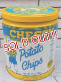 dp-151104-02 Chesty / 60's Potato Chips Can