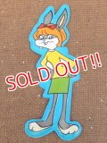 ct-151110-09 Honey Bunny / 70's Puffy Sticker