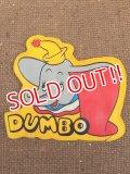 ct-151110-09 Dumbo / 70's Vinyl Magnet