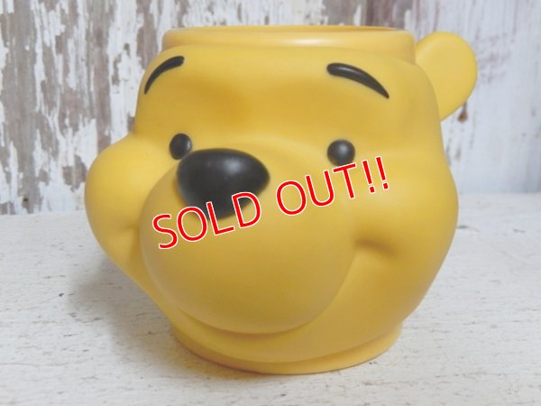 画像1: ct-151111-01 Winnie the Pooh / Applause 90's Face Mug