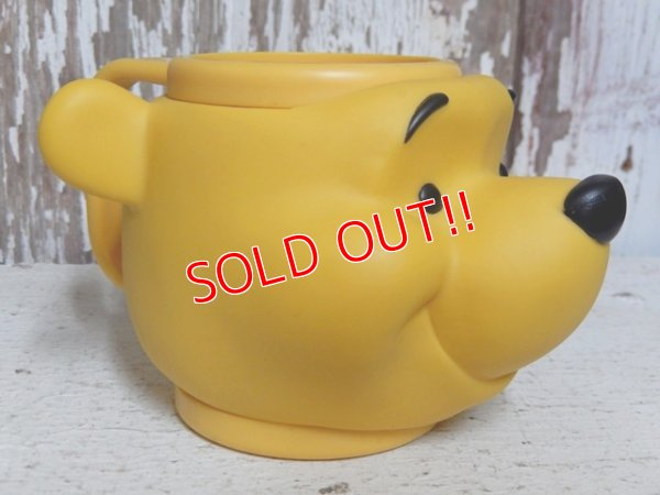 画像2: ct-151111-01 Winnie the Pooh / Applause 90's Face Mug