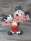 ct-151118-77 Mickey Mouse / Applause 80's PVC