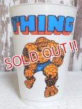 ct-151201-55 The Thing / 7 ELEVEN 70's Plastic Cup