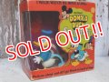 ct-151201-06 Donald Duck / Mattel 60's Skediddler (Box)