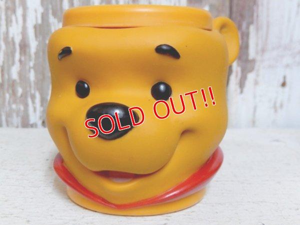 画像1: ct-151208-08 Winnie the Pooh / Applause 90's Face Mug