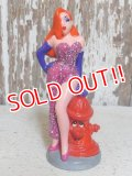 ct-151213-28 Jessica Rabbit / 80's Ceramic Figure