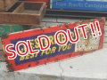 dp-151220-07 Chesterfield / 60's-70's Metal Sign