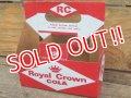 dp-151224-04 Royal Crown Cola / Vintage Paper Bottle Carrier