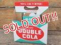 dp-151224-04 Double Cola / Vintage Paper Bottle Carrier