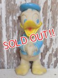 ct-160106-07 Donald Duck / DELL 60's Rubber Doll