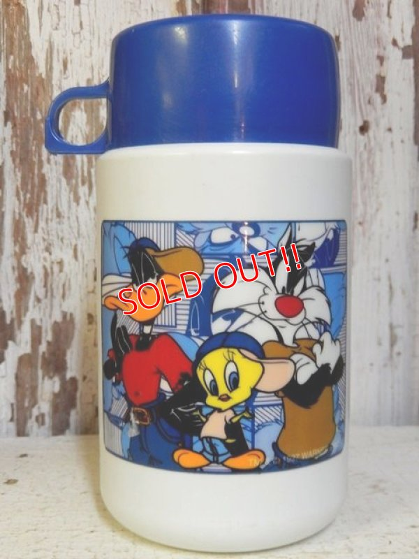 画像1: ct-160106-23 Looney Tunes / 90's Thermos Bottle