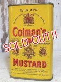 dp-160106-07 Colman's / Vintage Mustard Can