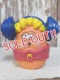"ct-160113-08 McDonald's / 1991 McNUGGET BUDDIES ""Weight Liffter"""