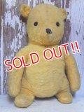 ct-160120-02 Winnie the Pooh / Gund 60's Plush Doll