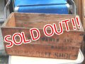 dp-160201-11 Lucky Bite Shop / Vintage Wood Box