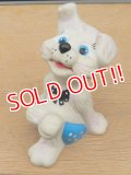 ct-160201-10 Vintage Dog Rubber Doll