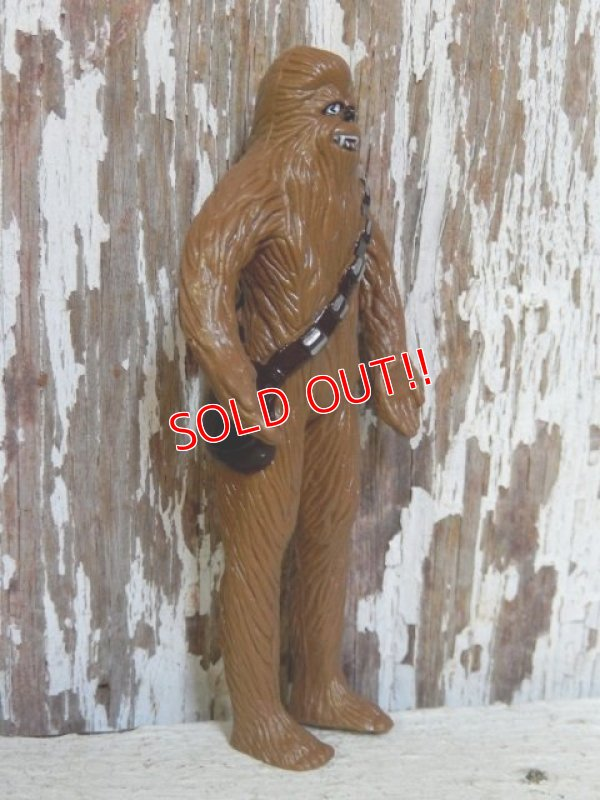 画像2: ct-160215-20 Chewbacca / Just Toys 1993 Bendable Figure