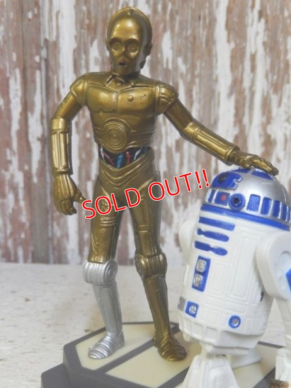 画像2: ct-160215-15 C-3PO & R2-D2 / Applause 90's Figure