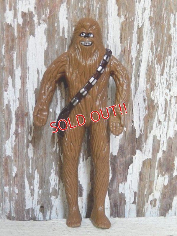 画像1: ct-160215-20 Chewbacca / Just Toys 1993 Bendable Figure