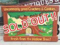 ct-162011-02 Keebler / Store Display Plastic Sign